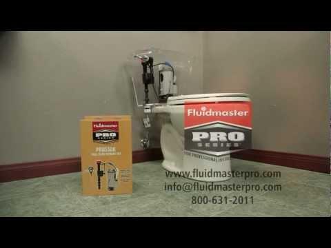 Fluidmaster PRO550K Dual Flush Sales