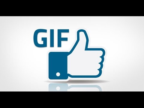 How to download animated .gif files from facebook.