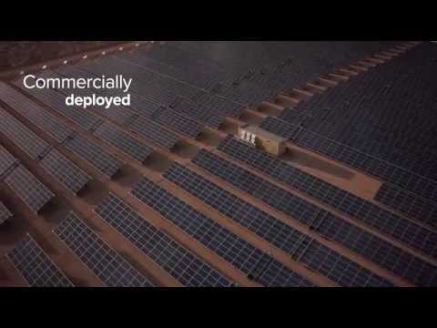 Ecoppia E4 | Autonomous Water-Free PV Solar Panel Cleaning Solution | 2014