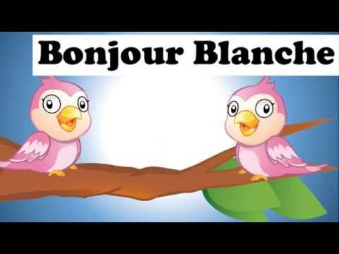 French Song for Children Two Little Birdies Deux Petits Oiseaux