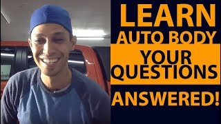 Learn Auto Body - Your Questions Answered!