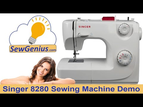 Overview of Singer 8280 Sewing Machine