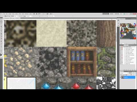 How to edit your Minecraft Texture Pack blocks (using John Smith)