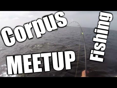I STUCK A GOOD ONE! Corpus Kayak Meet Up