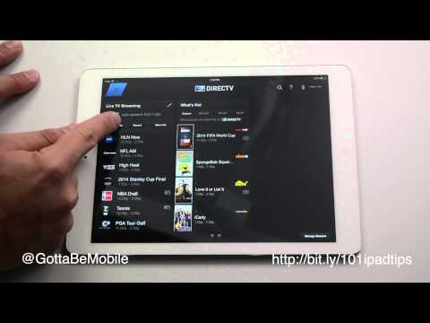 How to Watch Live TV on iPad