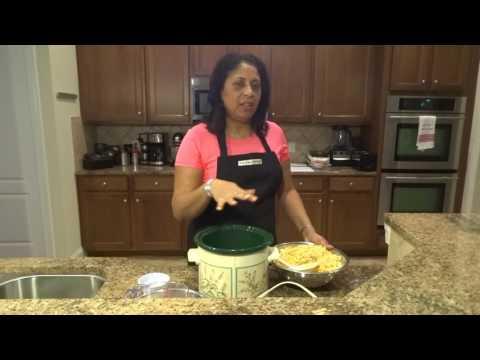 Episode 29: Crockpot Macaroni & Cheese