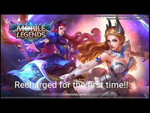 Recharge using Globe billing- Mobile Legends