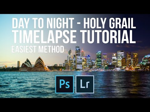 Cheap 'n easy Day to Night Timelapse tutorial (holy grail timelapse tutorial)