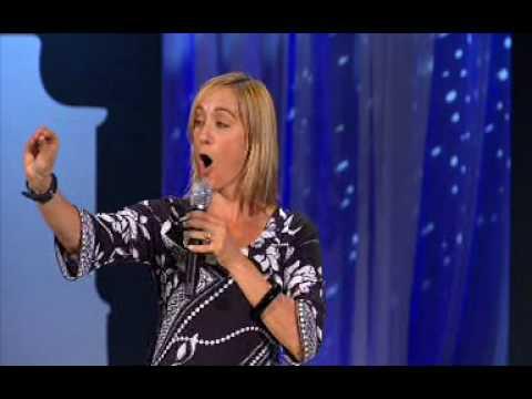 Christine Caine testimony - Beloved womens event
