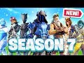FORTNITE SQUADS WITH TEAM ALBOE SEASON 7 GAMEPLAY