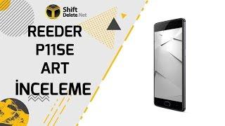Reeder P11SE Art inceleme - Çift arka kamera ve uygun fiyat!