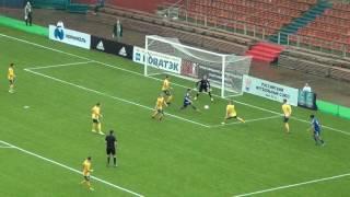видеообзор матча Литва(0-2)Казахстан (мемориал Гранаткина 2017)