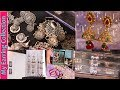 Earring Collection in Tamil - 2018- | My favourite earring | How to organize earrings
