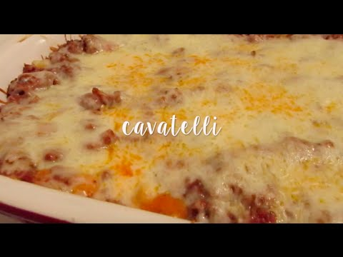 Cavatelli | Recipe | Lauren Benet