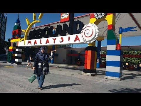 LEGOLAND MALAYSIA - Travel Vlogger