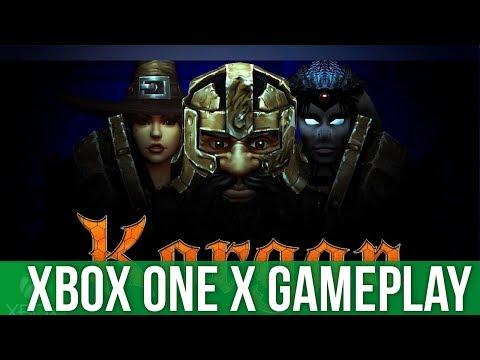 Korgan - Xbox One X Gameplay (Gameplay / Preview)