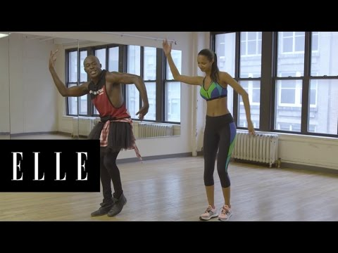 Broadway Bodies Dance Workout with Lais Ribeiro | ELLE