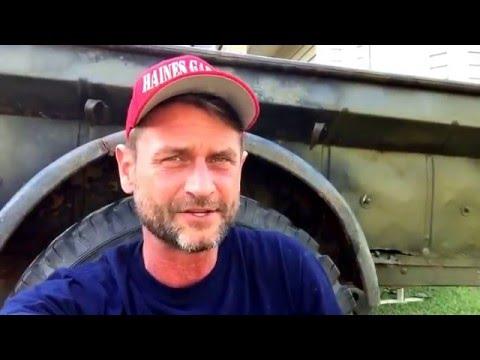 Haines Garage Bantam Trailer Project