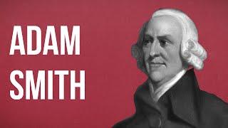 POLITICAL THEORY - Adam Smith