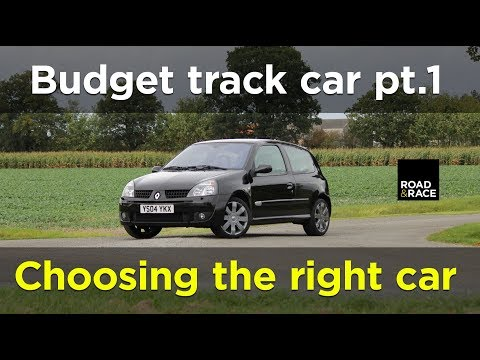 What is the best track car to buy? - Budget Track Car Build Project pt.1    Road & Race S04E01