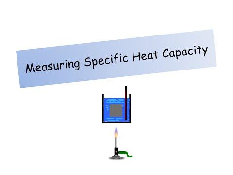 Finding Specific Heat Capacity - IGCSE Physics