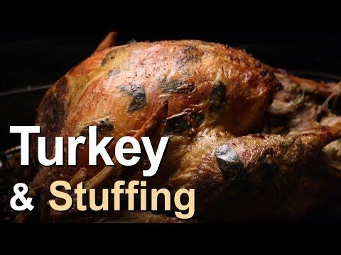 Best Turkey with Sage & Sausage Stuffing - Recipe