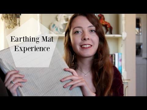 Earthing Mat First Impression + One Month Review || The Truth About Foxes