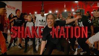 "Ron Browz - ""Shake Nation Anthem"" | Phil Wright Choreography | Ig: @phil_wright_"