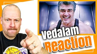 Vedalam Theri | Fight Scene | REACTION | Ajith Kumar