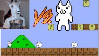 The GOAT Plays The HARDEST GAME EVER (Cat Mario)
