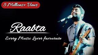 Raabta(Kehte Hain Khuda) Lyrics - Arijit Singh | Agent Vinod