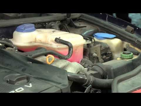 How to Change Coolant