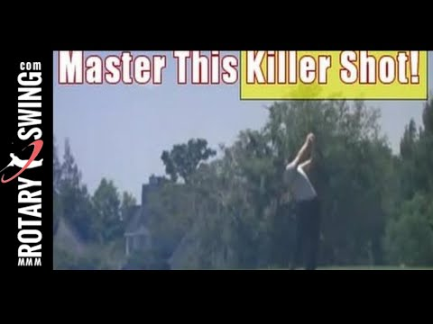 How to Hit Tiger Woods 2 Iron Stinger Shot