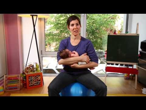 How to Soothe a Gassy Baby