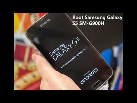How To Root Samsung Galaxy S5 SM-G900H