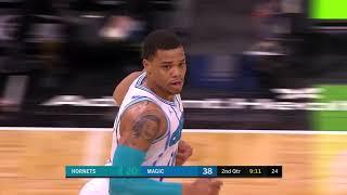 4th Quarter, One Box Video: Orlando Magic vs. Charlotte Hornets