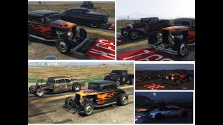 GTA 5 Online   Beating a lot of Cars with Vapid Hustler