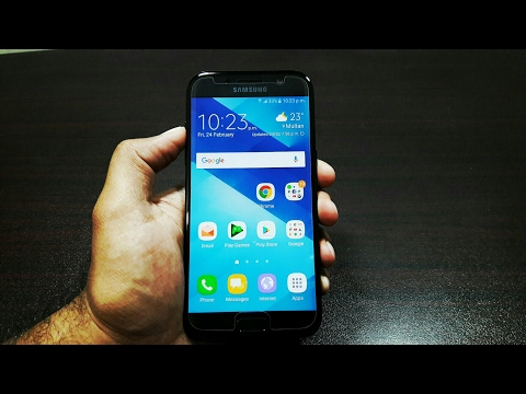 10 Cool things to do with Samsung Galaxy A5 2017!