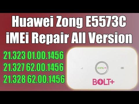 Huawei Zong E5573Cs-322 21.323,327,328 IMEI Repair Solution