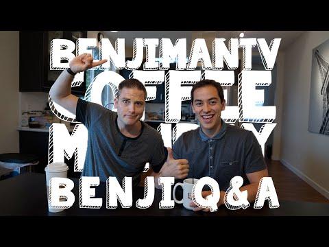 Q & A with Benji (Coffee Monday Ft SeanThinks)- BenjiManTV