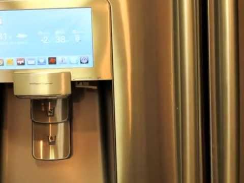 Samsung Smart Fridge 8