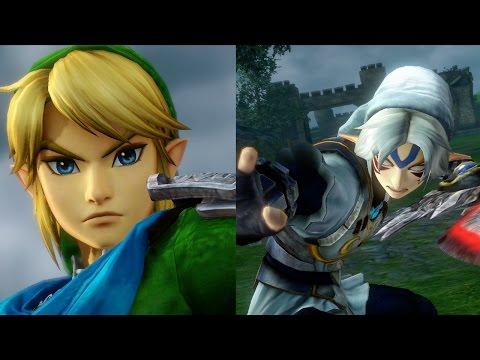 Who did it Better? Master Sword vs. Fierce Deity Mask *Hyrule Warriors*