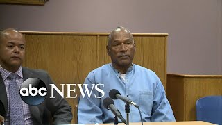 OJ Simpson friends, co-defendants react to parole