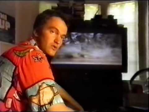 Quentin Tarantino - Hollywood's Boy Wonder 1994