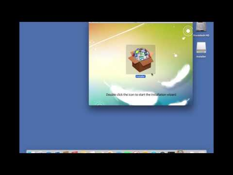 OS X Fake Flash Player Update Install
