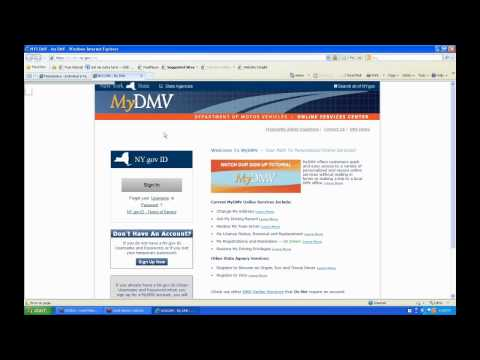 Creating your NYS.Gov ID to purchase NY Health Insurance