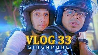 Singapore Trip   Vlog 33   Tawhid Afridi   Bangla New Video 2017  