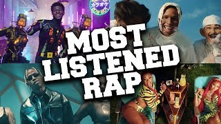 Download Top 100 Most Listened Rap Songs in September 2019 Video