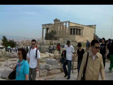 Sam's Eurotrip #16: It's All Greek to Me - Athens (Part 1)