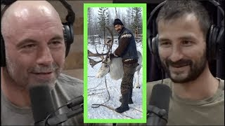 Jordan Jonas Lived in a Remote Village in Siberia | Joe Rogan